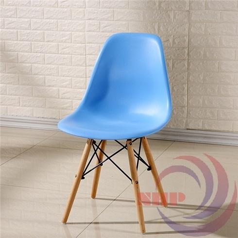 ghế mặt nhựa chân gỗ bgcf-gnh06