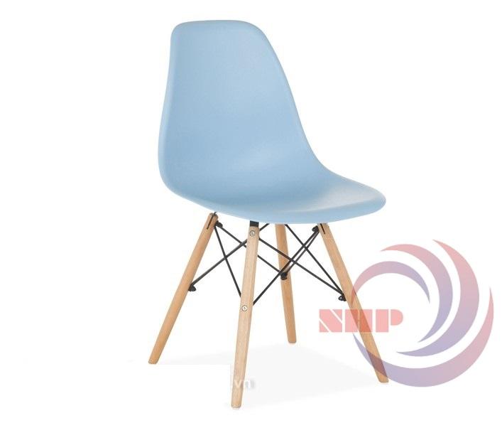 ghế mặt nhựa chân gỗ bgcf-gnh02