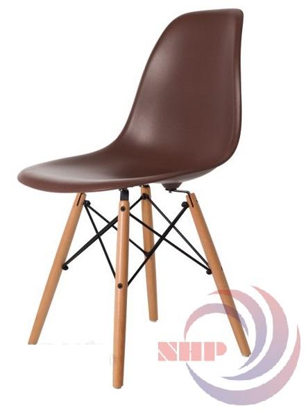ghế mặt nhựa chân gỗ bgcf-gnh03