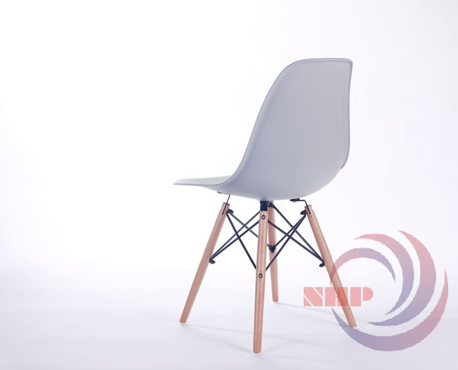 ghế mặt nhựa chân gỗ bgcf-gnh09