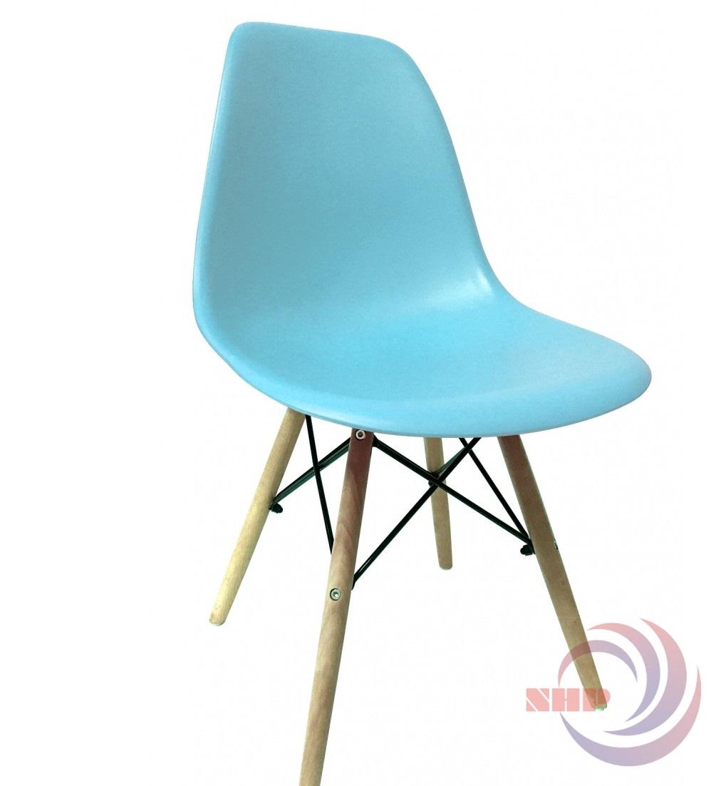 ghế mặt nhựa chân gỗ bgcf-gnh12